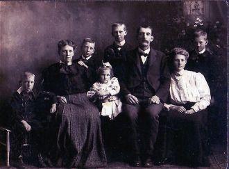 Jacob Lincoln Ballinger & Family