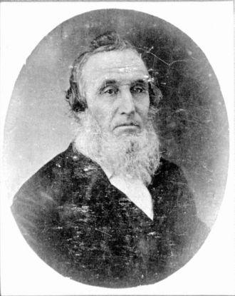 Bethuel Harvey Town ca 1875