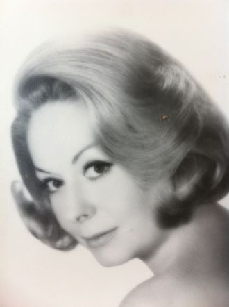 Josette Mahvi, Iran 1970