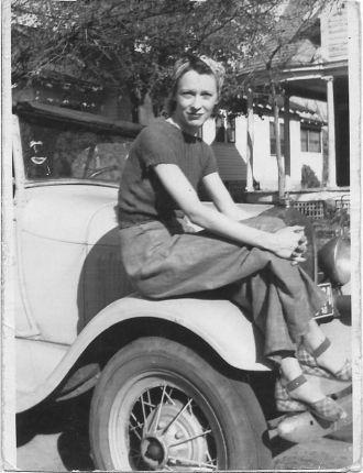MauRie McKnight née Hileman