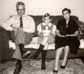 Smith family, 1950s