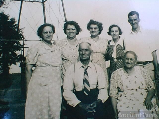Mitchell Family - revisted