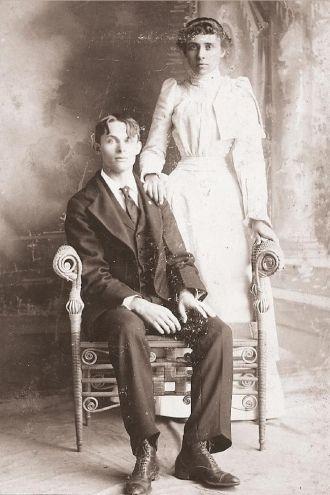 Wm. Henry Wrenn & Mary Elizabeth Sykes