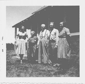 Crane Family Snapshot