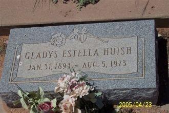 Gladys Estella Huish