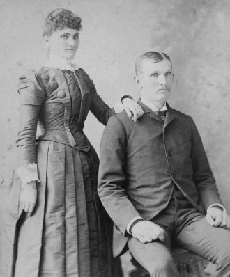 John & Ellen Greenwood