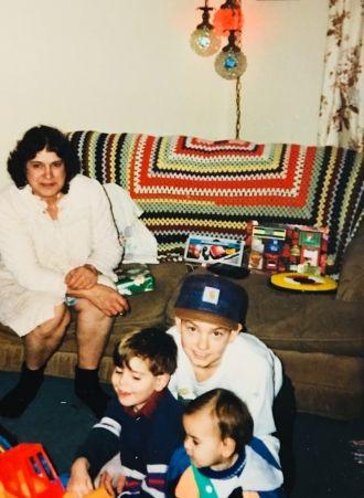 Loy family photo