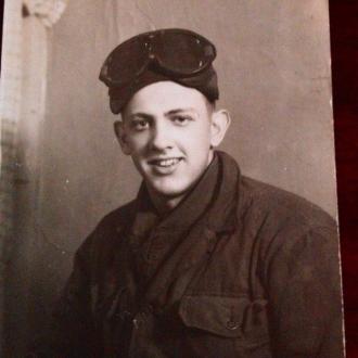 Irvin F Cathey  Korean War Veteran 50-53