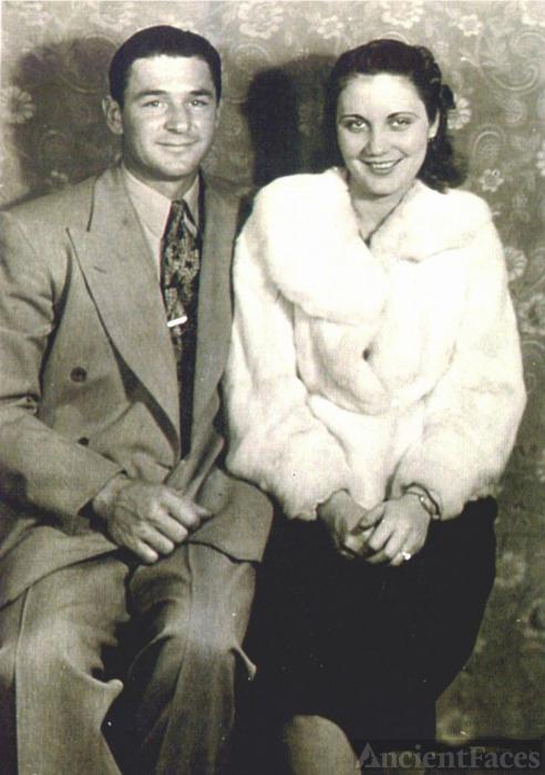 Charles & Edna Cotton