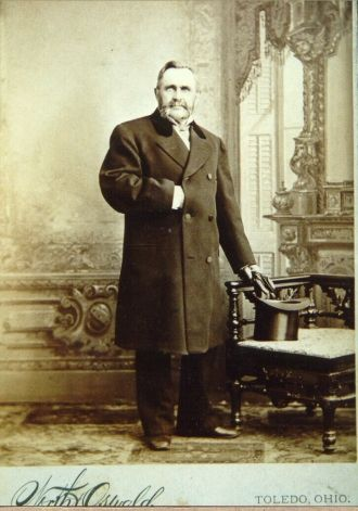 J. George Vogel, 1878 Ohio