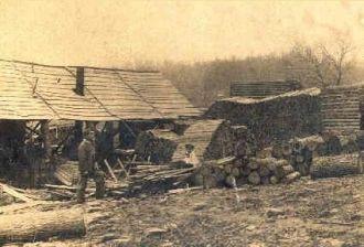Hendrick Saw Mill