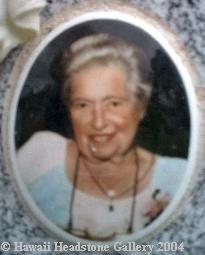 Rosaline Ventura 1917-1998