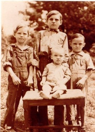 Clarence, Luther and Robert Allen Seay