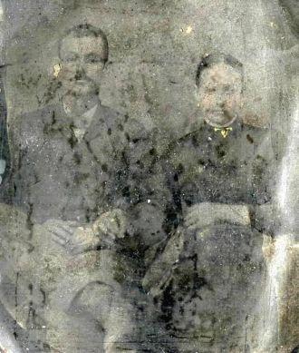 William Joseph and Bettie Gill Perrin