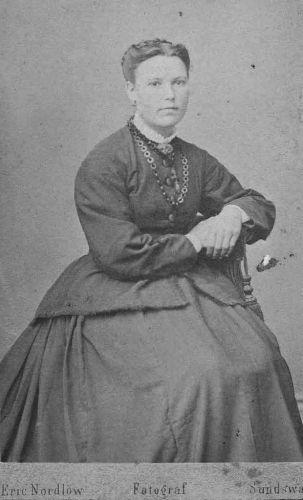 A photo of Anna Lisa Oberg