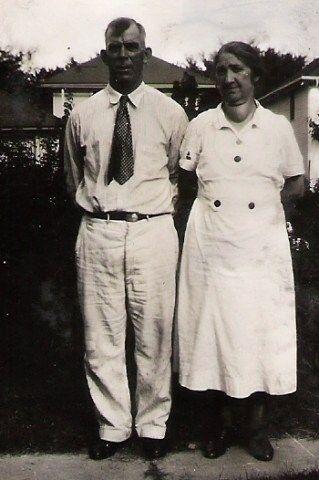 Frances And Earl Ekleberry