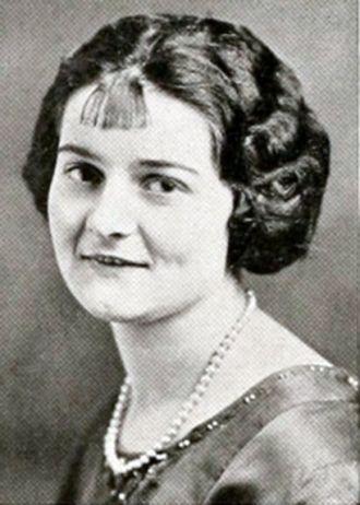 Jane Richards, PA, 1921