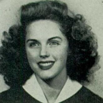 Maxine Avis Ewart - 1946 Long Beach Polytechnic High School