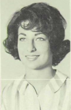 Donna Cowden - Junior Class Photo - 1963 Castleberry High School