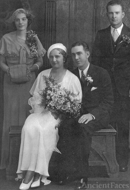 LaFaive-Rider Wedding 1934