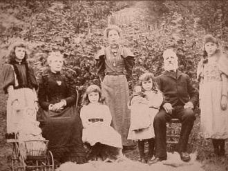 Teague family