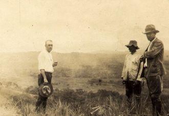 Surveying in Venezuela