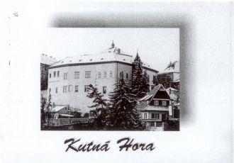 Kutna Hora near Svratouch