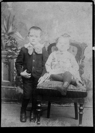 Fred and Gladys Wilson