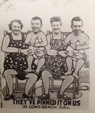 Long Beach Pike? 1949.