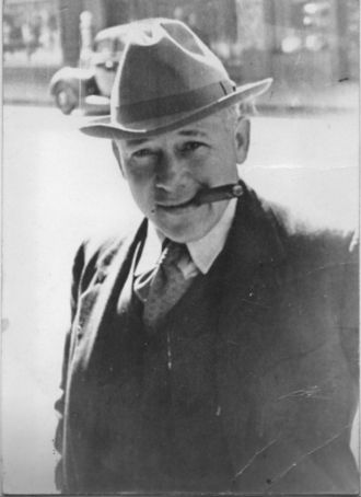 A photo of Alfred Francis Jecker