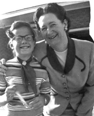 Nancy Allen & Connie Tasker