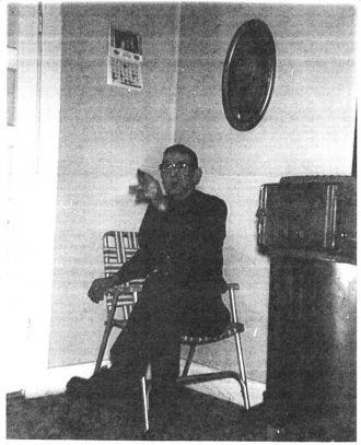 James Corbett Jarrell