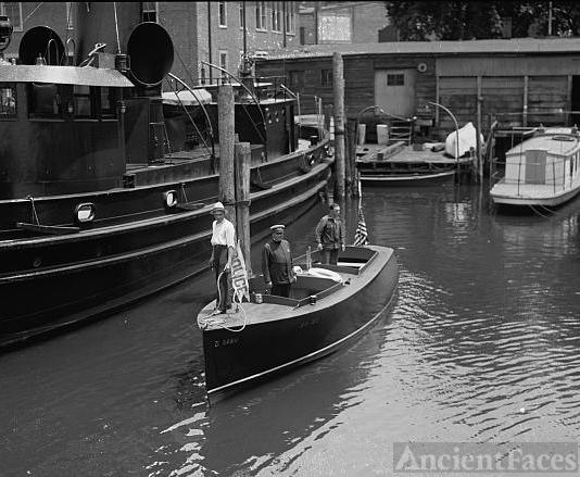 Harbor police boat, [7/1/26]
