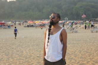 Moses Valerius, India