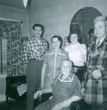 Albert Macere & family