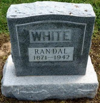 Randolph Frances White