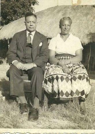 William & Maria Manning