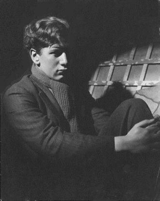 Peter Ustinov, young