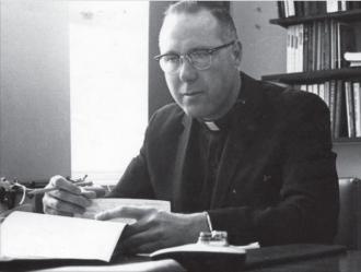 Fr. Bob Mathewson S.J.