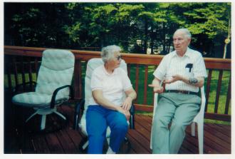 Uncle Larry & Aunt Jean  5-4-2000