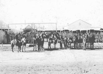 Ye Olde Wagon Yard
