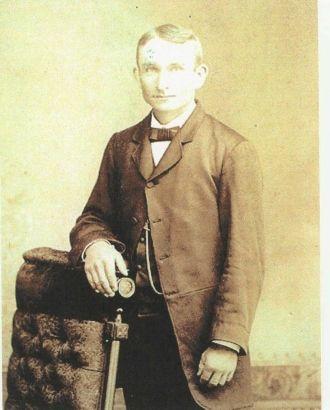 Daniel Paul Michael (1858-1910)