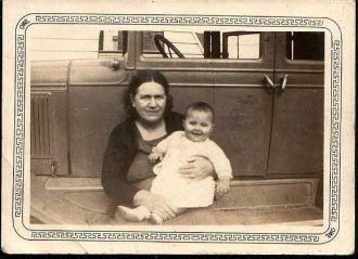 Grandmother Mae Belle Revelle