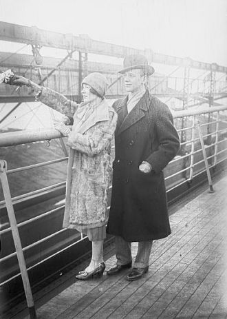 Fred & Adele Astaire