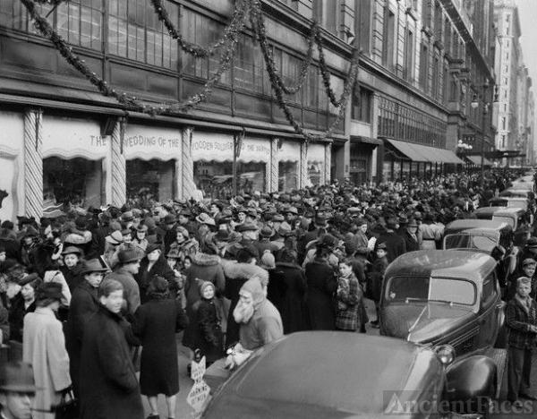 New York City, 1939