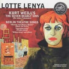 Lotte Lenya