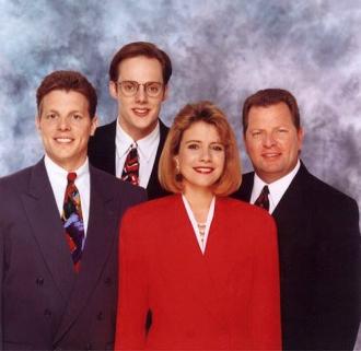 Mark Ferree on St. Louis 11 (1996)