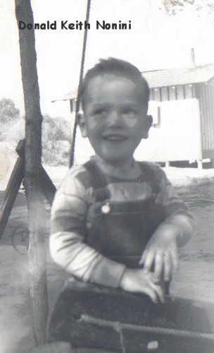 Donald Keith Nonini