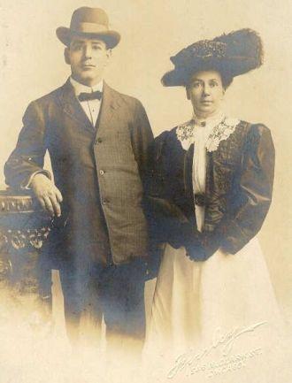 Charles Avon Blondin, Jr. & wife Alice