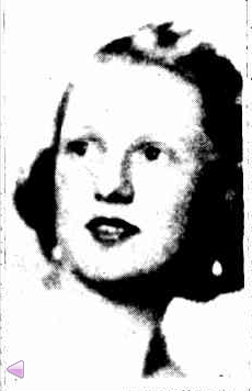 A photo of Clarice Alice Eva Graham